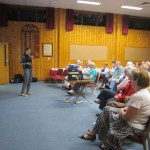Public meeting in Toowoomba