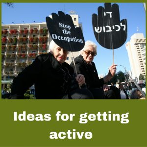 Ideas for getting active